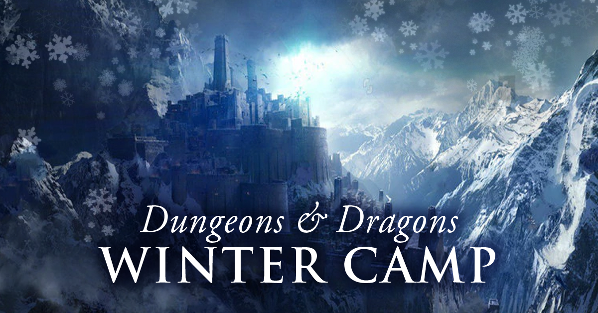 D&D Winter Camp